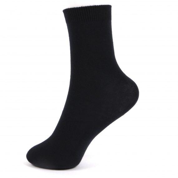 Navy School Socks