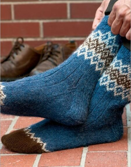 Mens Wool Socks