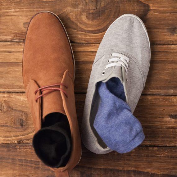 Mens Casual Everyday Socks