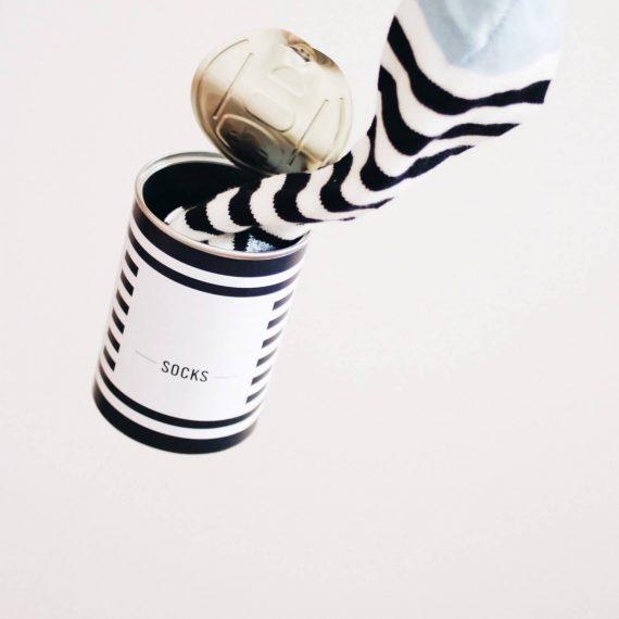 Mens Patterned Socks