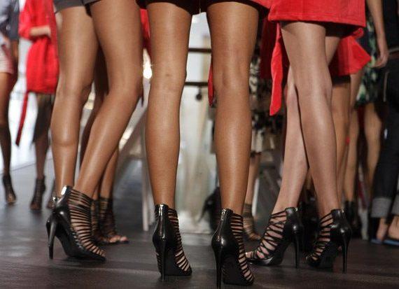 Womens Sheer and Glossy Tights