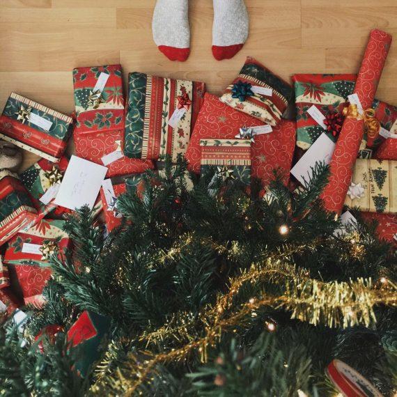 Mens Christmas Socks