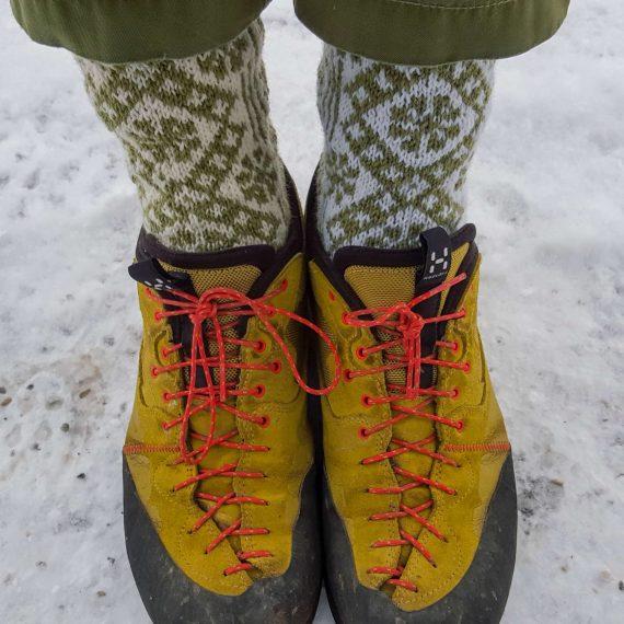 Girls Ski Socks