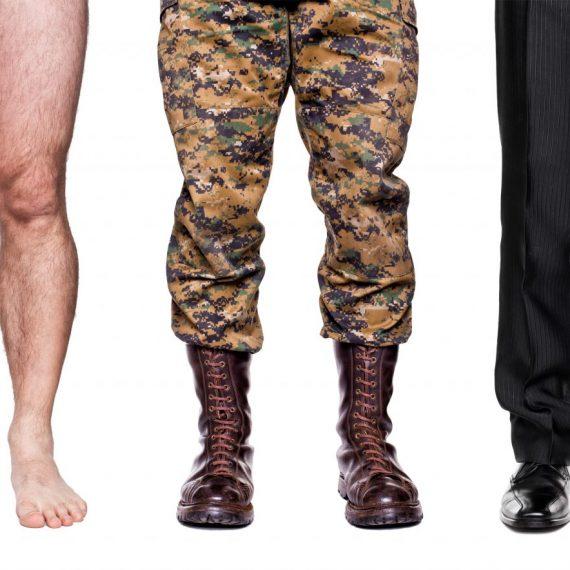 Mens Military Socks