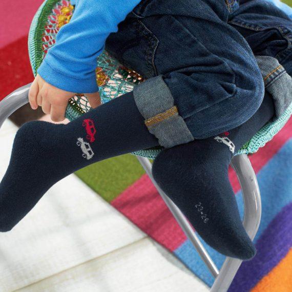 Boys Plain Socks