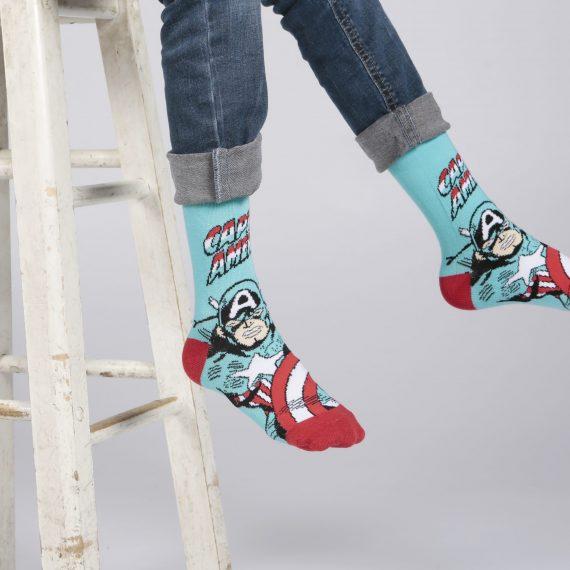 Boys Marvel Socks