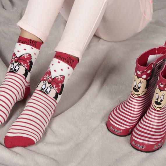 Girls Disney Socks