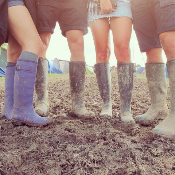 Girls Wellington Boot Socks