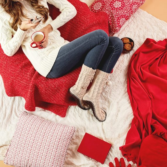 Girls Thermal Socks